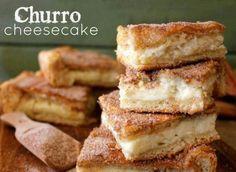 Curro cheesecake