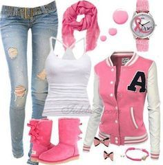 cool outfits for middle school girls - Google Search | fashion ...