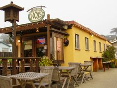 The everyday food resource for our generation. Happy City, Take Out, San Luis Obispo, Everyday Food, Patio, Places, Outdoor Decor, Home Decor, Decoration Home