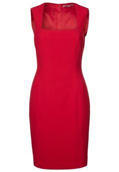 Vestido de tubo - mint ♥ Zalando ❤ Rojo pasión ♥