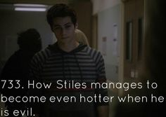 Seriously hot when he is acting evil||||not surpdised that he got an award as best teen villain
