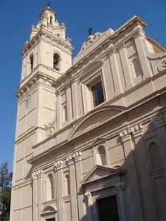 Valencia Iglesia de Alcudia de Carlet