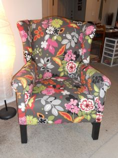 great reupholster tutorial crafts