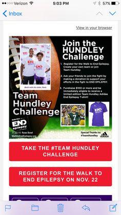 Football and fundraiser