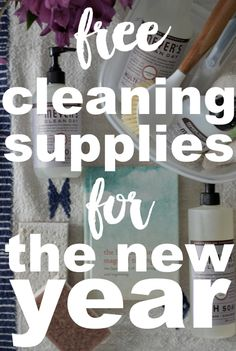 That Free Mrs. Meyer's Cleaning Kit is Back!