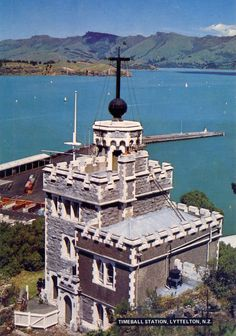 Timeball Station Christchurch New Zealand, Auckland New Zealand, Nz History, Long Gone, New Zealand Houses, Kiwiana, School Shoes, Homeland, Statue Of Liberty