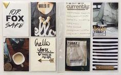 Kellie Winnell - 6x8 Project Life