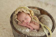 Fotografía newbor de recién nacidos en Mollet del Vallés (Barcelona)