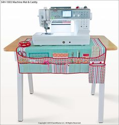 Awesome 100 Sewing tutorials projects are offered on our internet site. Read more and you wont be sorry you did. Sewing Hacks, Sewing Tutorials, Sewing Crafts, Sewing Tips, Sewing Patterns Free, Free Sewing, Sewing Caddy, Straight Line Quilting, Sewing Accessories