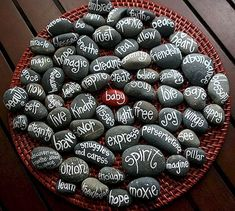 Best Painted Rock Art Ideas with Quotes You Can Do (43)