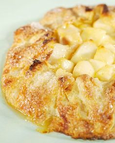 Pear Galette  This pear galette is a tasty treat that will have everyone standing in line for seconds, so make sure you make double.