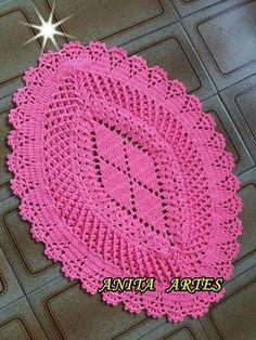 Crochet Home, Crochet Baby, Free Crochet, Crochet Sunflower, Pineapple Crochet, Doily Patterns, Lidia Crochet Tricot, Pinterest Crochet, Handarbeit