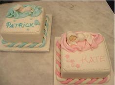 Baby Christening Cakes