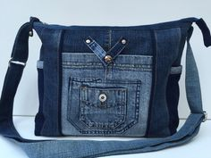 Jeans Upcycling                                                                                                                                                      Mais