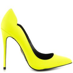 I need these ASAP... Kash - Citron Leather by Lust For Life