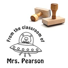 Wooden Handle, From the Classroom of Teacher Stamp Alien ... https://www.amazon.com/dp/B01LX40X1M/ref=cm_sw_r_pi_dp_x_.ybGyb8610XZ0