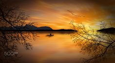 Dream Fishing by costelbcc Fishing, Fine Art, Celestial, Sunset, Outdoor, Sunsets, Outdoors, Outdoor Living, Garden