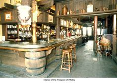 Old English Pub Designs | The French House on Dean Street W1 was named after theWorld War II ...