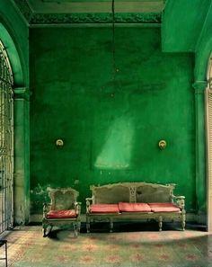 A Green Desire  #beautyenxhi