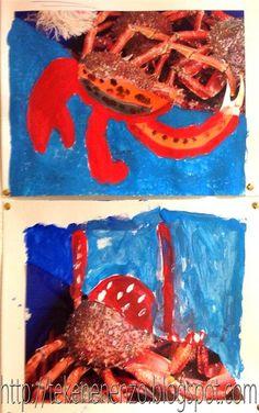 Tekenen en zo: Schilderen met een maatje