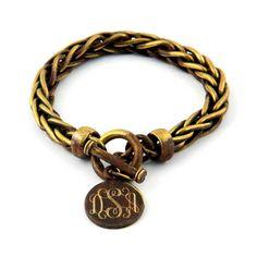Medium Venetian Link Bracelet Sweet Talking Thing Boutique www.sweettalkingthing.com