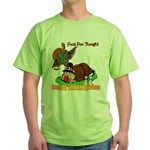 Thankfulness Green T-Shirt