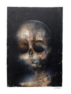 Subsistance © Laurent Fièvre - Hahnemühle paper (acrylic) - 40 x 30 cm - 21/11/2014