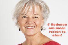 energieke vrouwen academie 5 redenen om meer vetten te eten, gezonde vetten, vrouwen meer vetten eten, overgang