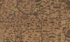 Niezwykła Stara Mapa Polski z 1570 Roku - Eloblog Poland, Vintage World Maps, Outdoor Blanket