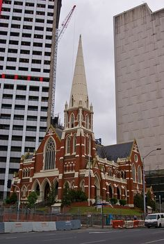 Albert Street Uniting Church: Brisbane Australia by Craig Jewell Photography, via Flickr