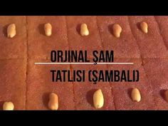 KİMSE VERMEDİ BU SIRRI ✔️ŞAM TATLISi TARİFİ (ŞAMBALİ) ORJİNALDİR. - YouTube Food And Drink, Cooking, Desserts, Recipes, Compost, Youtube, Recipies, Kitchen, Tailgate Desserts