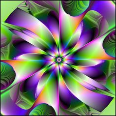 Abstract 280 Floral by bjman on DeviantArt