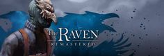 The Raven HD Xbox One *** You could get more details by clicking on the picture. (This is an affiliate link). Cairo Museum, Tales Series, Used Video Games, Epic Story, King Art, Davy Jones, The Dark World, Fighter Pilot