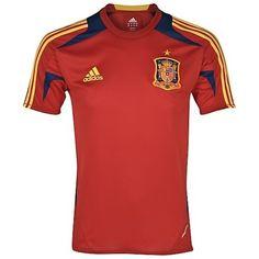 La Selección España Entrenamiento 2012 13 Camiseta futbol  374  - €16.87    Camisetas de futbol baratas online! 187ab59c8c803