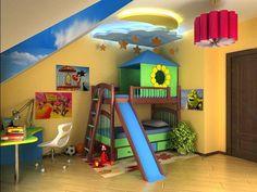 New tips for false ceilings in the kids room, #kids #ceiling