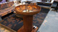 bioethanol hot top