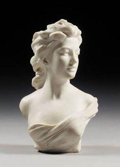 Sculpture by Josef Lambeaux / Belgian sculptor Josef La . Sculpture Head, Stone Sculpture, Metal Sculptures, Modern Sculpture, Abstract Sculpture, Academic Drawing, Traditional Art, New Art, Sculpting