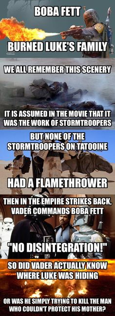 Here's an interesting Star Wars theory (not my theory, but I made it into meme form) ^^^ Hmm. This is a really interesting theory. It kinda makes sense too. Star Wars Jokes, Star Wars Facts, Prequel Memes, The Force Is Strong, Love Stars, Geek Culture, Fun Facts, Fandoms, Starwars