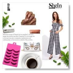 """Shein"" by zerina913 on Polyvore featuring Christian Dior, Urban Decay and shein"