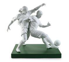 Lladro Porcelain Figurine Champions Team. #Lladro #Statue #Sculpture #Decor #Gift #gosstudio .★ We recommend Gift Shop: http://www.zazzle.com/vintagestylestudio ★