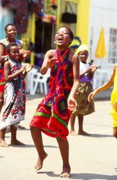 Dance joy!  ~Peacefilled Journey ❤️ Connections discon Out Of Africa, Just Dance, Shall We Dance, African Women, African Dance, African Art, African Beauty, African Fashion, African History