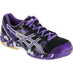 @Amanda Snelson Sics America  GEL-1140V™ Lady Black/Grape/Silver #Squash shoe