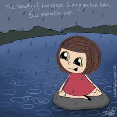 A Raindrop Meditation – Video