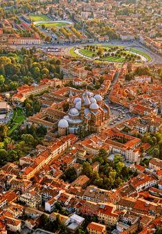 Padua (Padova), Italy | photo by Versilio Vecchira