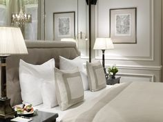 Suite Christian Dior designed by Kirei Studio.