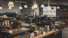 Brothers and Brawlers Miami Part motorcycle store, part boutique, part coffee shop — all in Wynwood, of course.