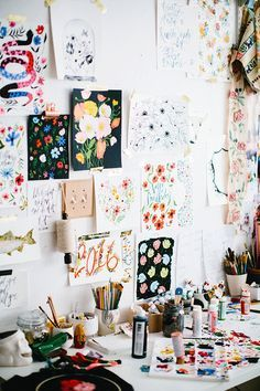 studio snaps // shannon kirsten illustration