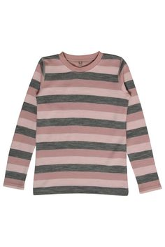 Hust&Claire genser merinoull striper - Rosa Claire, Pullover, Sweaters, Fashion, Moda, Fashion Styles, Sweater, Fashion Illustrations, Sweatshirts