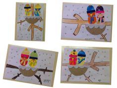 winter Kindergarten Art Lessons, Kindergarten Curriculum, Art Projects, Projects To Try, Project Ideas, Winter Art, Winter Ideas, January Art, Arts Ed