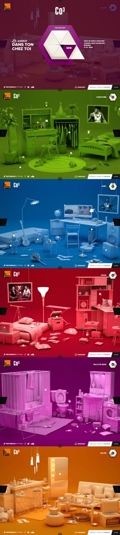 Cool Web Design on the Internet, CO3. #webdesign #webdevelopment #website @ http://www.pinterest.com/alfredchong/web-design/